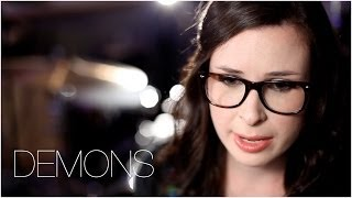 Demons - Imagine Dragons (Cover by Caitlin Hart) on iTunes & Spotify