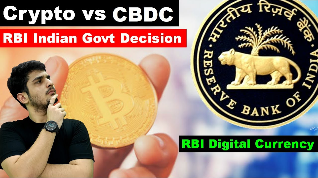 🔴 Most Imp RBI Digital Currency vs. Cryptocurrency   Indian Govt Counter Bitcoin   Crypto News Today
