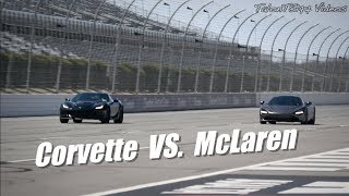 900hp C7Z vs. Worlds Fastest McLaren 720s Plus Hellcat & Coyote Races