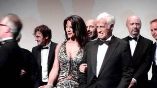 Hommage à Belmondo, Cannes 2011