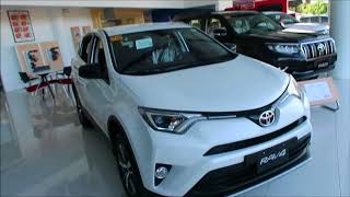 Toyota Vehicles in the Philippines