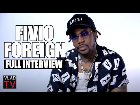 Fivio Foreign on Pop Smoke, Bobby Shmurda, Mase, 'Big Drip'