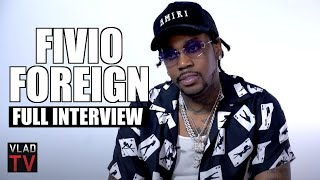 Fivio Foreign on Pop Smoke, Bobby Shmurda, Mase, 'Big Drip' (Full Interview)