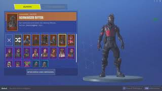 Fortnite Account with Black Knight SALE