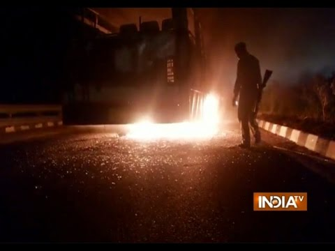 Gujarat Government Transfers SP of Morbi to Ahmedabad after Violent Protest - India TV