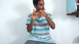 Bombe Helutaite short flute cover