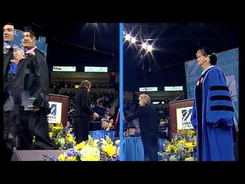 Fine Arts, Humanities & Social Sciences - UMass Lowell 2013 Undergrad. Commencement (22:41)