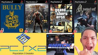 Gambar cover CARA DOWNLOAD DAN PASANG GAME PS2 DI PC + TUTORIAL LENGKAP