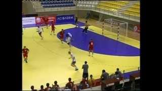 Serbian Handball player Ilić Stefan [Left Back]