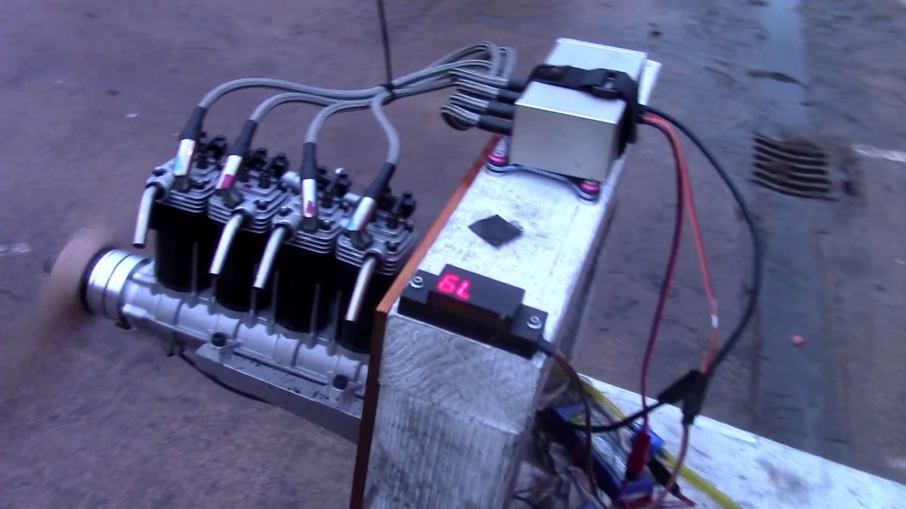 Os il 300 engine full gas conversion by morris 39 mini for D arcy motors morris il