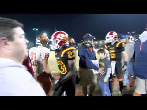 Clarke County Sports Game of the Week 11 25 16
