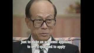 Li Ka Shing Documentary 14/16 (Eng Subbed)