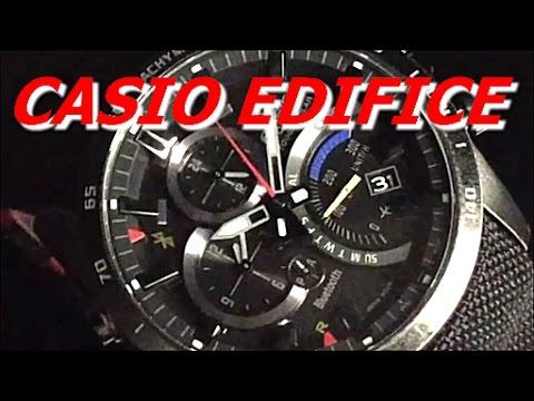 2e9c8da49ca カシオ エディフィス 腕時計 CASIO EDIFICE Scuderia Toro Rosso EQB-501TRC-1AJR