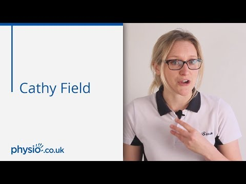 Neuro Physiotherapist - Cathy Field