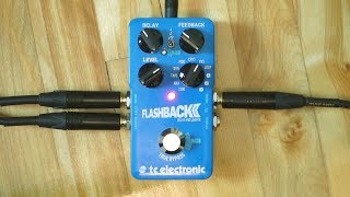 TC Electronic Flashback 2 Delay - 10 Cool Sounds with MASH