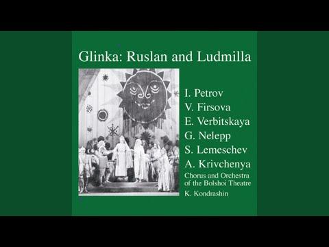 Victory victory Ludmilla sung in russian Ruslan und Ludmilla