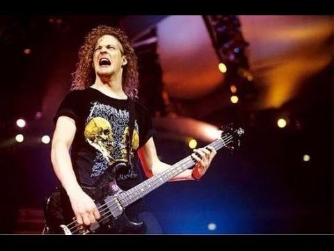 Jason Newsted Bass Solo Compilation 1986-2001