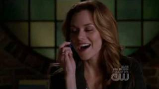 One Tree Hill 6x11 Lucas and Peyton Phone Call