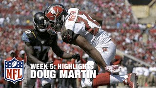 Doug Martin Highlights (Week 5) | Jaguars vs. Buccaneers | NFL