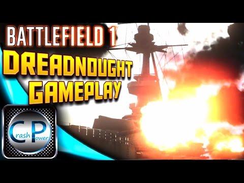 Battlefield 1 2016 Dreadnought Gameplay - BF1 Behemoth Battleship