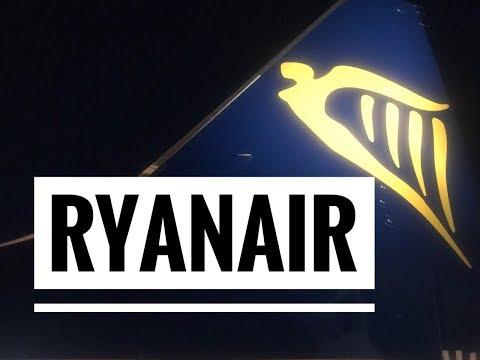 Райанейр / Ryanair, покупка билетов и регистрация