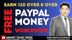 Earn $10 Over & Over - Free Paypal Money Worldwide - Univox Community Review in Hindi
