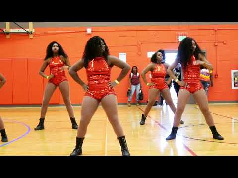 Essence All Starz Presents Buck Or Shut Up 2018  Dancing Lady Cats Of Daytona Combined Field Show