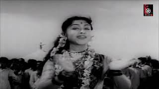 தேரோடும் இந்த சீரான   Therodum Indha Seeraana   T. M. Soundararajan, P. Leela Hit Song HD