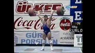 1994 World Weightlifting,Kurlovich v Chermerkin.avi