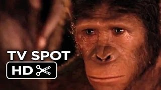 Dawn Of The Planet Of The Apes TV Spot #1 (2014) - Gary Oldman Movie HD