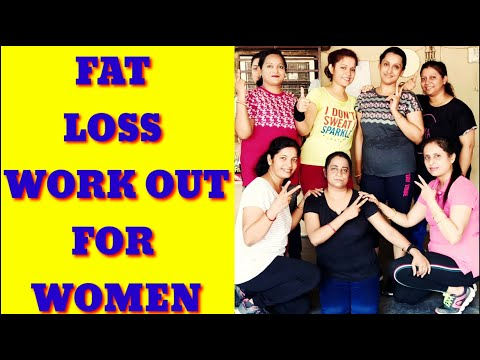 Basic Fat Burning Workout For Weight Loss#3||Fitness|| High calories burnout exercises ||PUMMY MAM||