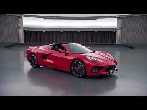 Corey & Patrick In The Morning - 2020 Chevrolet C8 Corvette Comes with Mid-Engine & Radical New Look