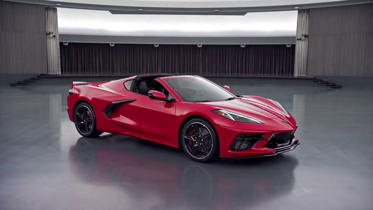 New Corvette Stingray >> 2020 Chevy Corvette Stingray C8 Video Debut