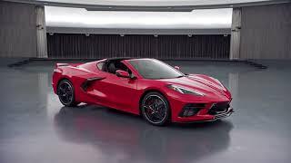 2020 Chevy Corvette Stingray C8 video debut
