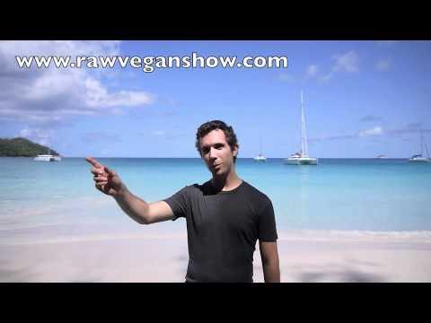 Raw Vegan Paradise - A Taste of the Seychelles - Praslin Island (Raw Vegan Show #35)