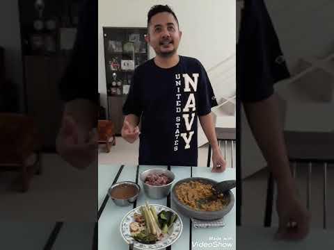 Resep Masak Goreng Masakan Khas Sumbawa Samawa Ntb Youtube