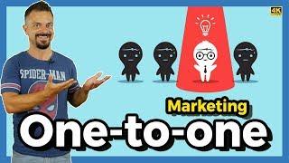 ONE-TO-ONE MARKETING   El Marketing personalizado 😉