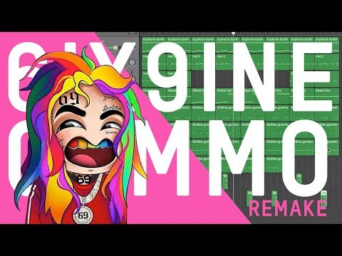 Making a Beat: 6IX9INE - GUMMO (Remake)