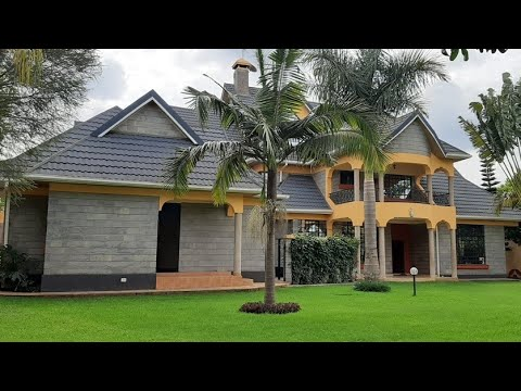 5 bedroom house for sale in Runda, Nairobi Kenya | Charming house for sale, let's tour together