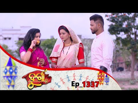 Durga | Full Ep 1337 | 21st Mar 2019 | Odia Serial – TarangTV