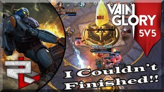 3.3 Vainglory 5v5 Ranked: Bot Lane Saw: Every Turret In The Map Was Gone!!