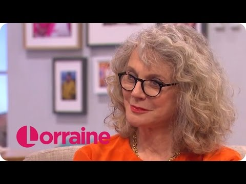 Blythe Danner Celebrates 50 Years In Hollywood | Lorraine