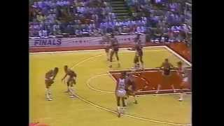 Nba greatest duels: kareem abdul-jabbar vs hakeem olajuwon (1986 wcf game 3)
