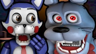 CANDY PLAYS: Five Nights at Freddy