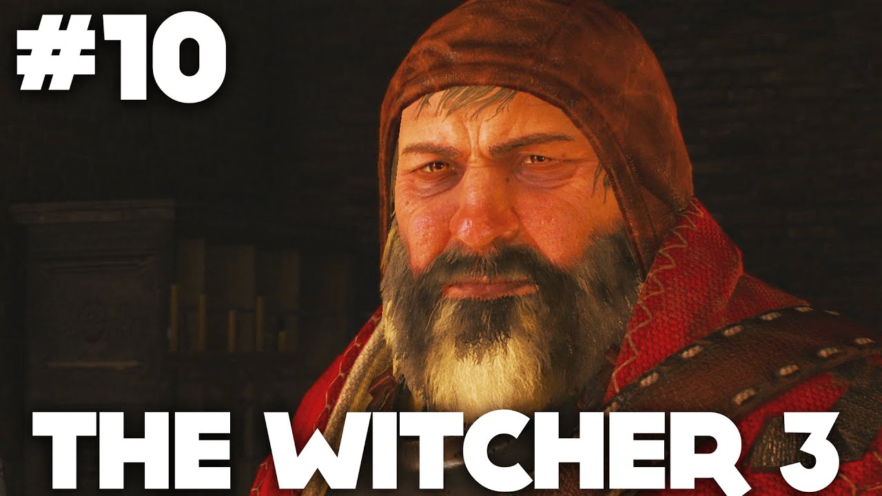The Witcher 3 FR   Gameplay - Episode 10 : Baron ( PS4 )
