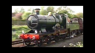 Steam Engines Of The Great Western Railway (G.W.R.)