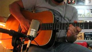 Creedence Clearwater Revival - Fortunate Son Acoustic Instrumental Cover
