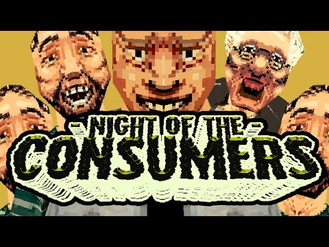 NIGHT OF THE CONSUMERS - Official Trailer
