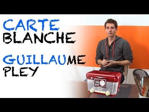 Guillaume radio + cuisine = ... !