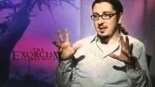 "Director Scott Derickson  ""Exorcism Of Emily Rose"" Stephen Holt Show"